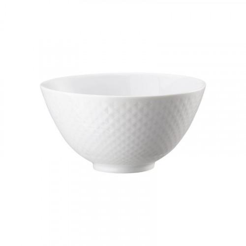 Rosenthal Junto Weiß - Porzellan Schale 11 cm / 0,30 L