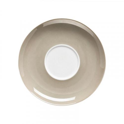 Thomas Sunny Day Greige Cappuccino-/Jumbo-Untertasse 16,5 cm