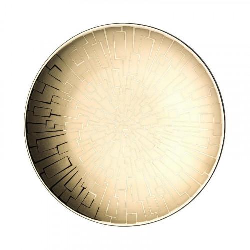Rosenthal Studio-line TAC Gropius - Skin Gold Brotteller 16 cm