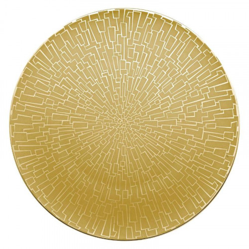 Rosenthal Studio-line TAC Gropius - Skin Gold Platzteller 33 cm