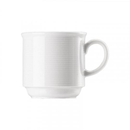 Thomas Trend weiß Kaffee-Obertasse stapelbar 0,18 L