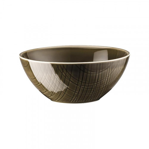 Rosenthal Selection Mesh Walnut Müslischale 14 cm