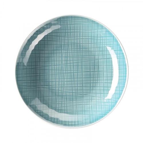Rosenthal Selection Mesh Aqua Teller tief 19 cm