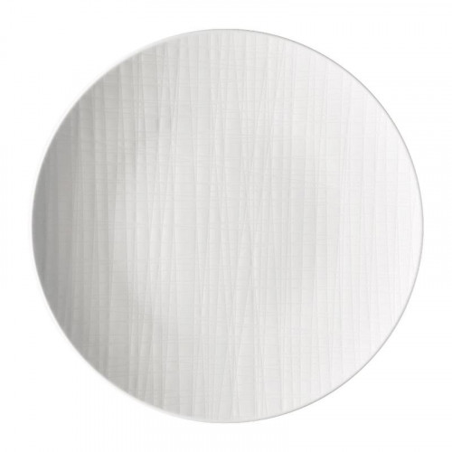 Rosenthal Selection Mesh weiss Teller flach 24 cm