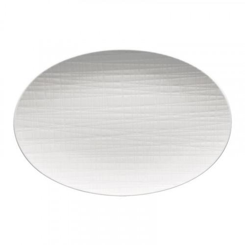 Rosenthal Selection Mesh weiss Platte 25 cm