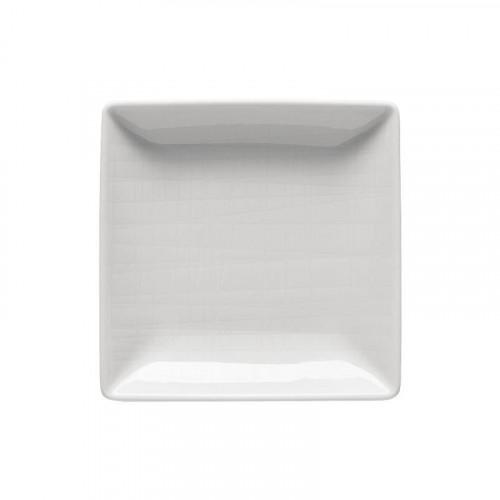 Rosenthal Selection Mesh weiss Schale quadratisch 10 cm