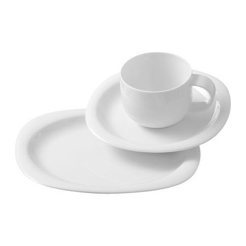 Rosenthal Studio-line Suomi weiss Kaffeeset 18-tlg.