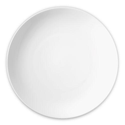 KPM Urbino weiß Gourmetteller 29,5 cm