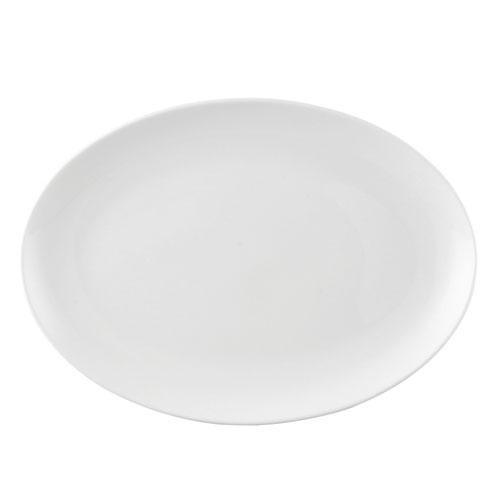Rosenthal Selection Jade weiss Platte 34 x 25 cm