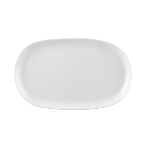 Rosenthal Selection Jade weiss Milch-/Zucker-Tablett 25 x 15 cm