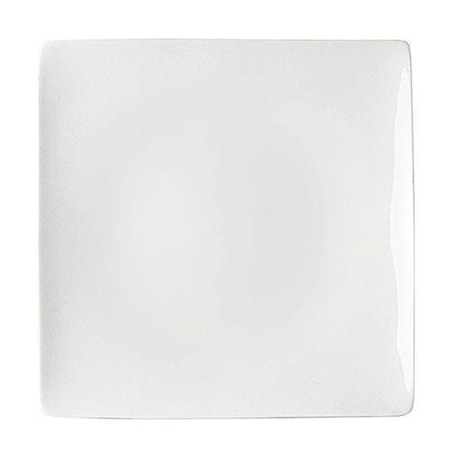Rosenthal Selection Jade weiss Teller quadratisch flach 27 cm