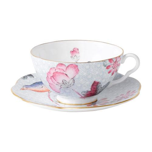 Wedgwood  'Harlequin Collection Cuckoo' Teetasse Blau 0,18 L