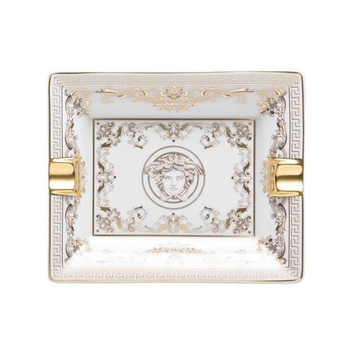 Rosenthal Versace Medusa Gala Geschenke Ascher 13 cm