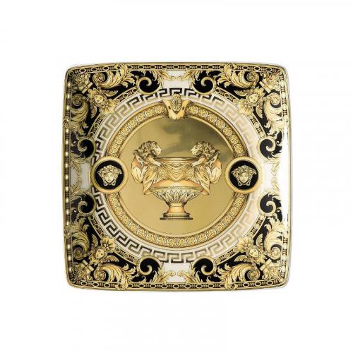 Rosenthal Versace Prestige Gala Schälchen quadratisch flach 12 cm