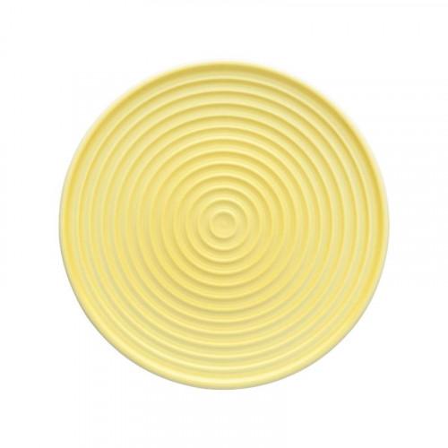 Thomas ONO friends - Yellow Kombi-Untertasse / Abdeckung zu Schale 14 cm / Teller 15 cm