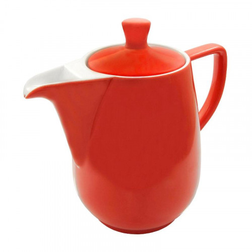 Friesland Kaffee - Kannen und Filter Kaffeekanne rot 0,35 L
