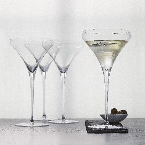 Spiegelau Gläser Willsberger Anniversary Cocktail / Martini Glas Set 4-tlg.