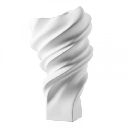 Rosenthal Studio-line Squall Vase weiß matt 32 cm