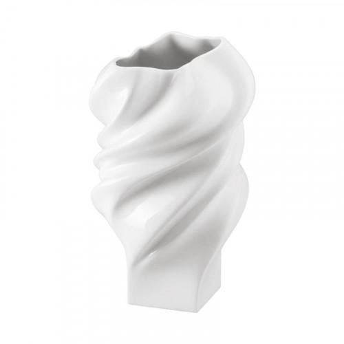 Rosenthal studio-line Squall Vase weiß glasiert 23 cm