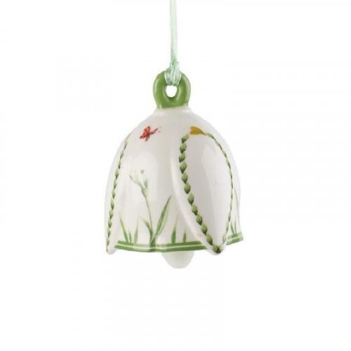 Villeroy & Boch  'New Flower Bells' Ornament Schneeglöckchen - Hänger 6,5 cm