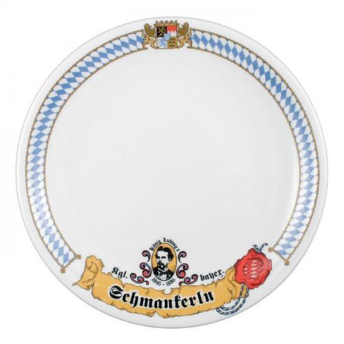 Seltmann Weiden Compact Bayern Speiseteller 'Schmankerl' 27 cm
