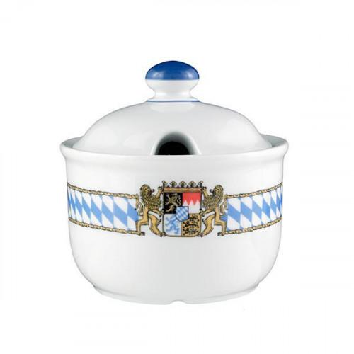 Seltmann Weiden Compact Bayern Zuckerdose 0,25 L