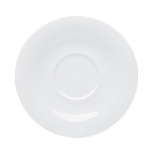 Kahla Pronto weiss Frühstücks-Untertasse 18 cm