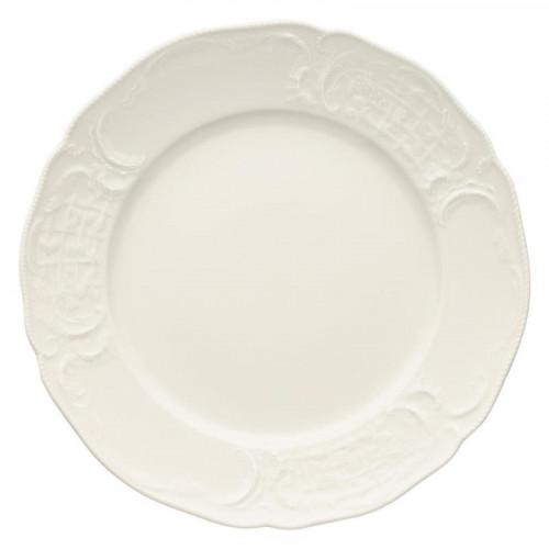 Rosenthal Selection Sanssouci Elfenbein Platzteller / Platte rund flach 31 cm