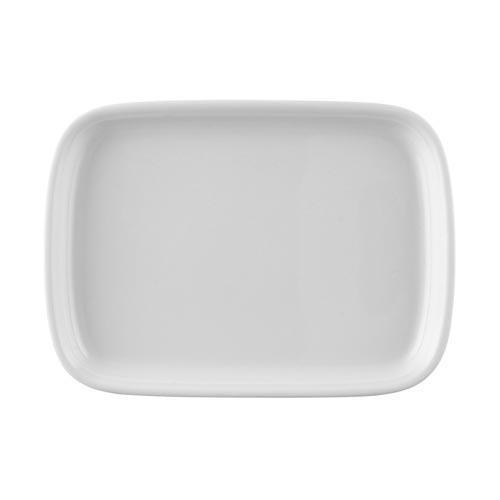 Thomas Trend weiß Platte 28,5 x 21 cm
