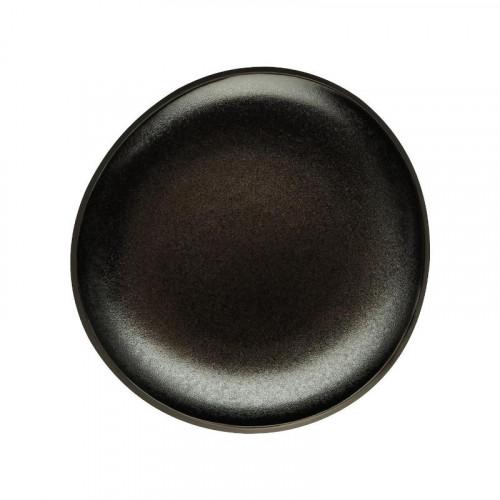 Rosenthal Junto Slate Grey - Steinzeug Teller flach 16 cm