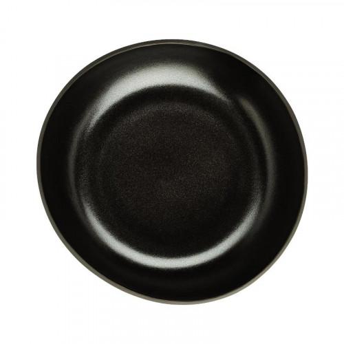 Rosenthal Junto Slate Grey - Steinzeug Teller tief 22 cm