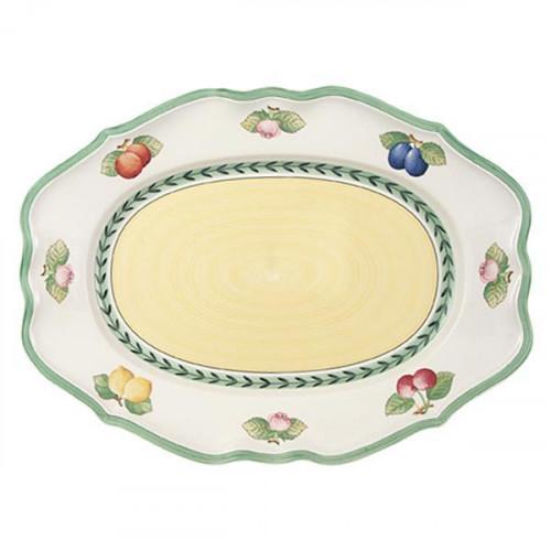 Villeroy & Boch French Garden Platte oval 44 cm