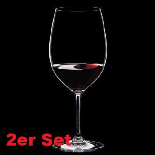 Riedel Gläser Vinum Bordeaux Grand Cru / Cabernet Sauvignon / Merlot 2er Set