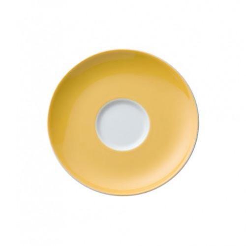 Thomas Sunny Day Yellow Kaffee-/Tee-/Kombi-Untertasse 14,5 cm