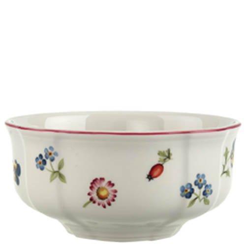 Geschirr mit Streublümchen- und Wildfrüchten-Dekor