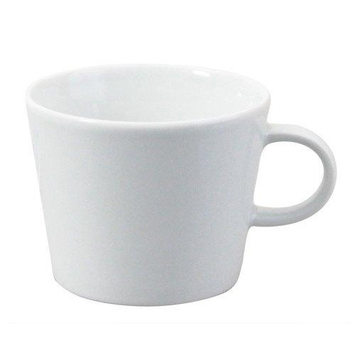Arzberg Cucina Bianca weiß Café au lait Obertasse 0,42 L