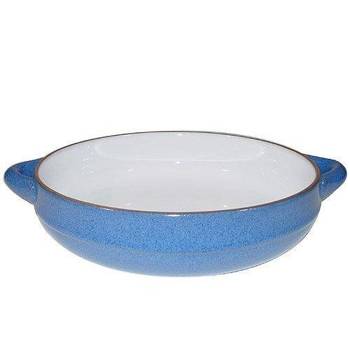 Friesland Ammerland Blue Suppenteller mit Henkel 18,5 cm