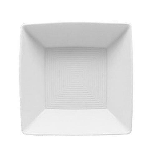 Thomas Loft weiss Schüssel quadratisch 21 cm / 2,20 L