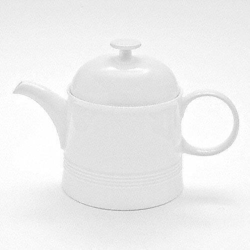 Friesland Jeverland weiß Teekanne 0,7 L