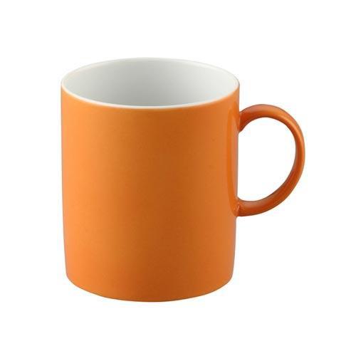 Thomas Sunny Day Orange Becher mit Henkel 0,30 L