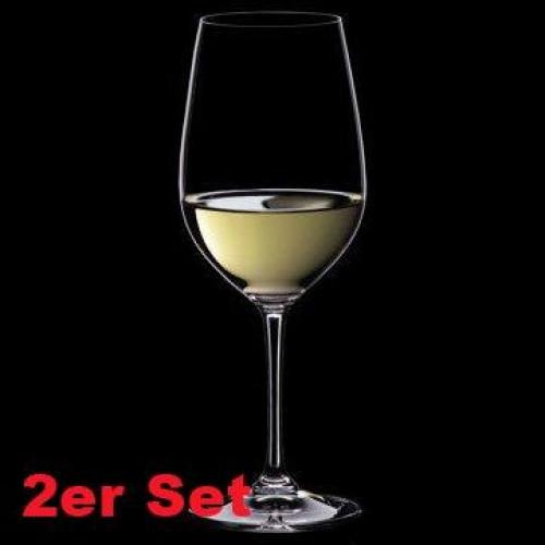 Riedel Gläser Vinum Riesling Grand Cru / Chianti Classico / Zinfandel 2er Set 21 cm