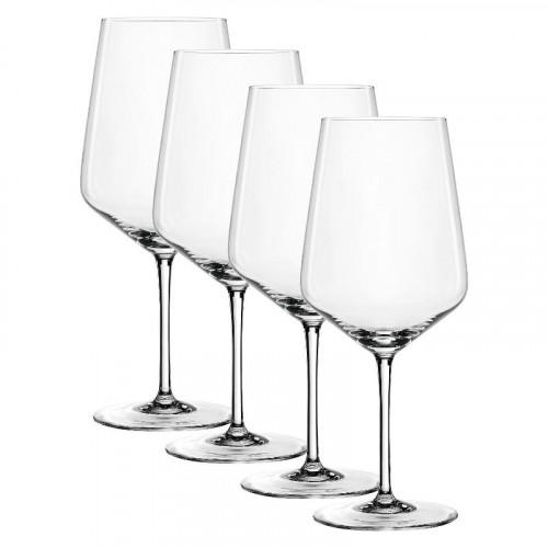 Spiegelau Gläser Style Rotwein / Wasser Glas Set 4-tlg. 630 ml