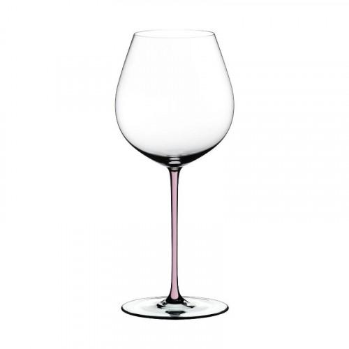 Riedel Gläser Fatto a Mano - rosa Old World Pinot Noir Glas 705 ccm / h: 250 mm