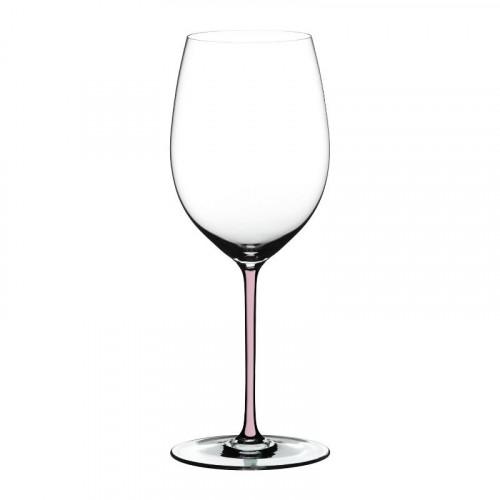 Riedel Gläser Fatto a Mano - rosa Cabernet / Merlot Glas 625 ccm / h: 250 mm