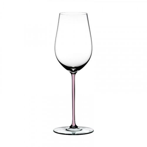 Riedel Gläser Fatto a Mano - rosa Riesling / Zinfandel Glas 395 ccm / h: 250 mm