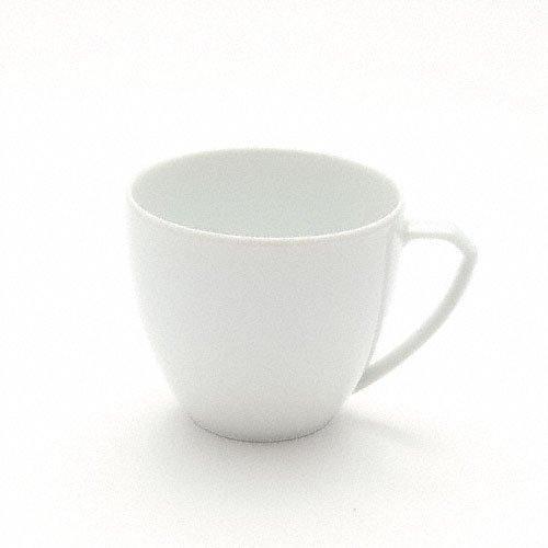 Friesland Ecco weiss Kaffee Obertasse 0,19 L
