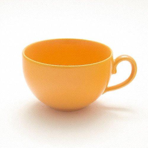 Friesland Happymix Safrangelb Kaffee Obertasse 0,24 L