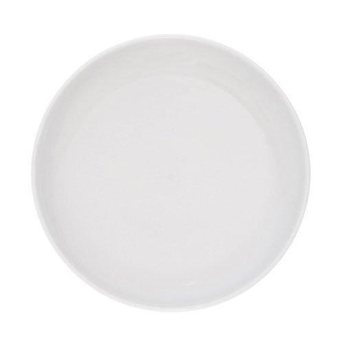 Kahla Update weiss Snackteller,Untertasse,Deckel 14 cm