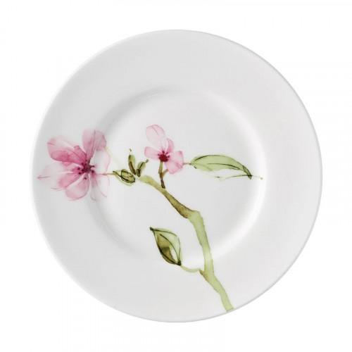 Rosenthal Selection Jade Magnolie Brotteller Fahne 16 cm