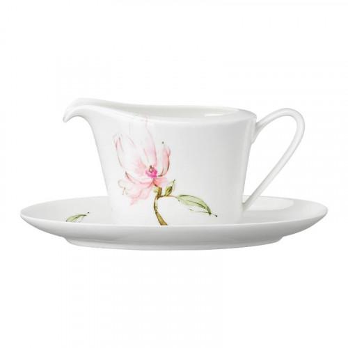 Rosenthal Selection Jade Magnolie Sauciere 2-tlg. 0,45 L